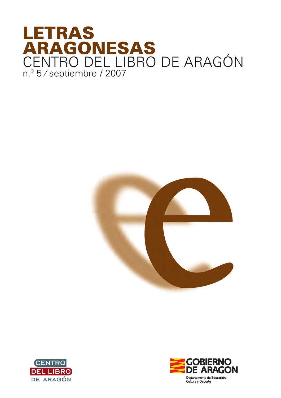 Letras Aragonesas e by Rafael Artal - issuu
