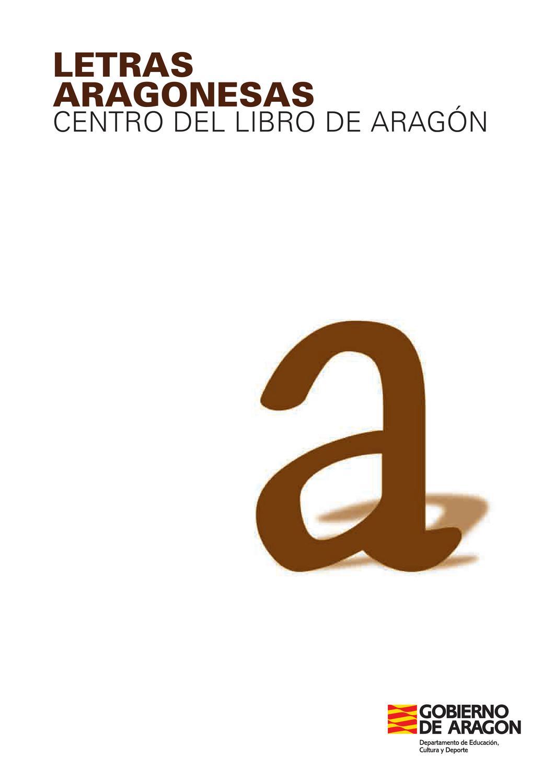 Letras Aragonesas a by Rafael Artal - issuu