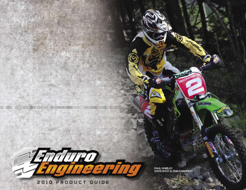 E-Start Enduro Engineering Carbon Fiber Pipe Guard Stock for KTM 250 XC-W 2017-2018