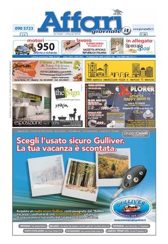 Giornale Affari 26 Febbraio 2010 by Editoriale Affari Srl - issuu b14a0b0dc76