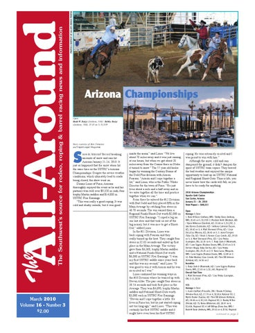 3d1fa765dff The All Around-Mar 2010 by Western Sports Publishing - issuu