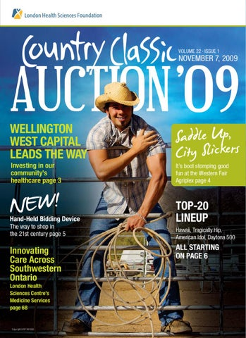 d6943ecf0305 Country Classic Auction Catalogue 2009 by Stephanie Wilson - issuu