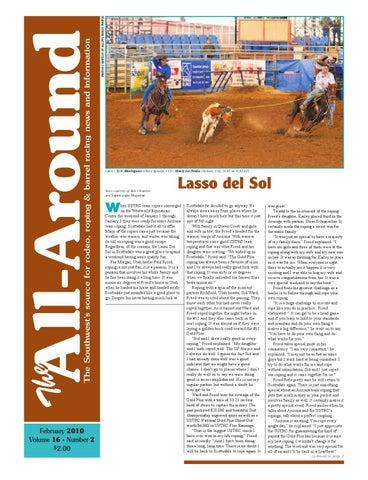 3d33a665cd0ae The All Around-Feb 2010 by Western Sports Publishing - issuu