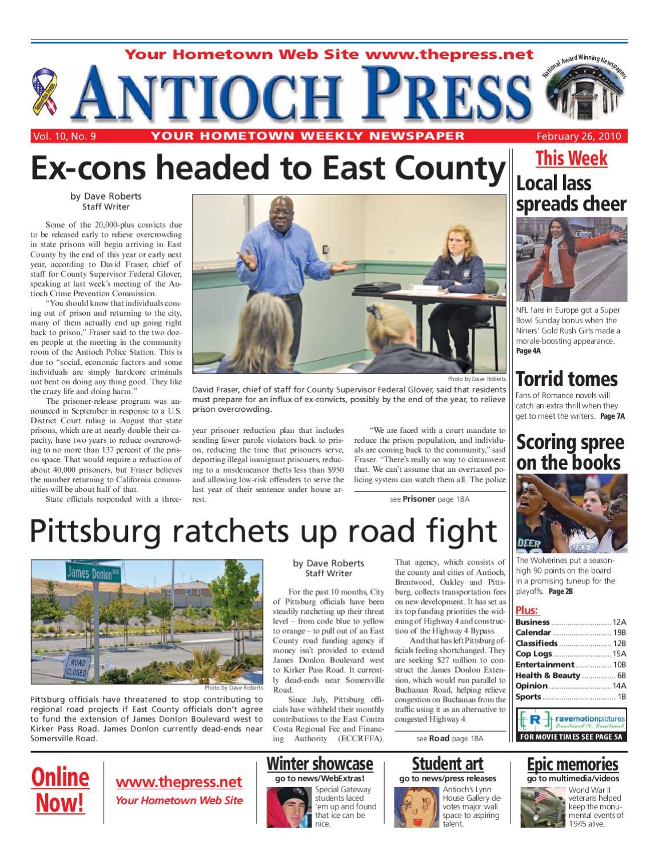 270aaf5b81 Antioch Press 02.26.10 by Brentwood Press   Publishing - issuu