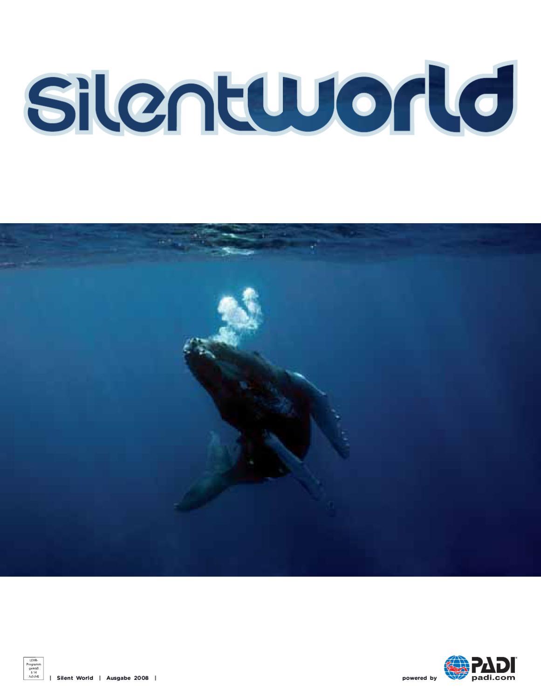 Silent World Ausgabe 01 2008 by OCEAN.GLOBAL - issuu