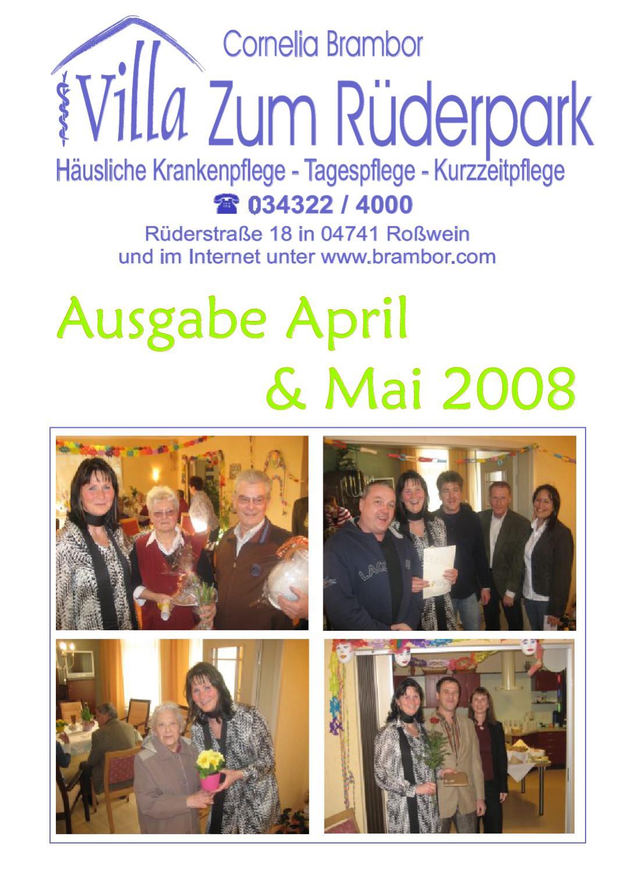 Pflegezeitung - Ausgabe 53 by Brambor Pflegedienstleistungen - issuu