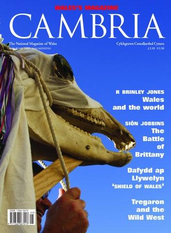 Cambria Summer 2009 By Chris Jones Issuu