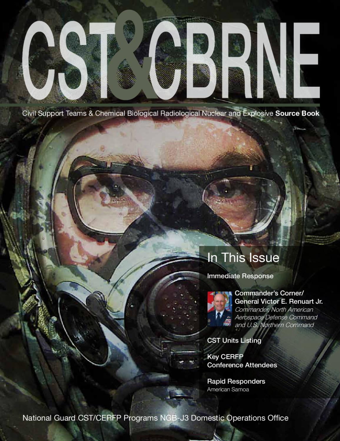 CST/CBRNE Sourcebook, January 2010 by Tactical Defense Media - issuu