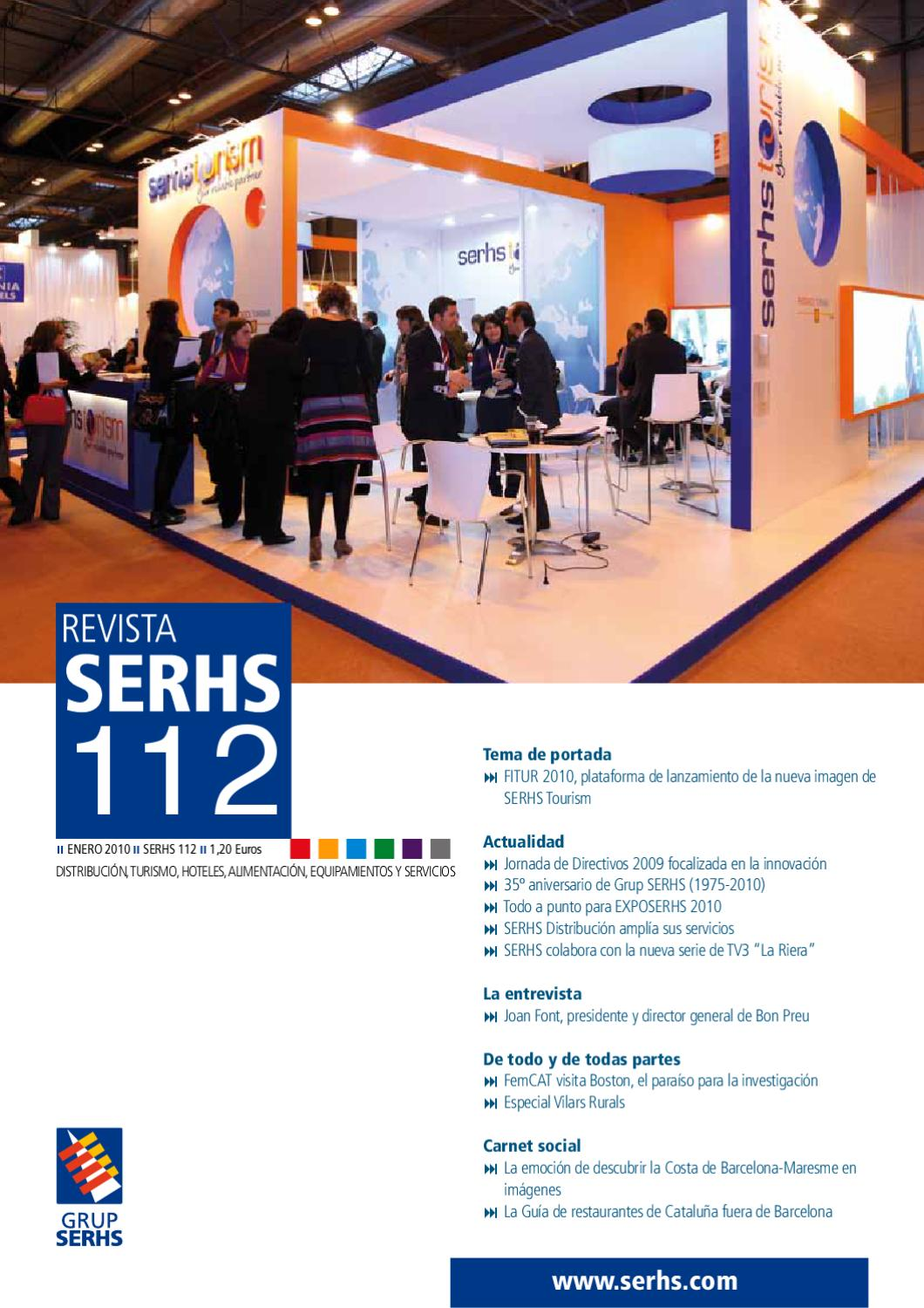 revista serhs 112 esp by migjornser issuu