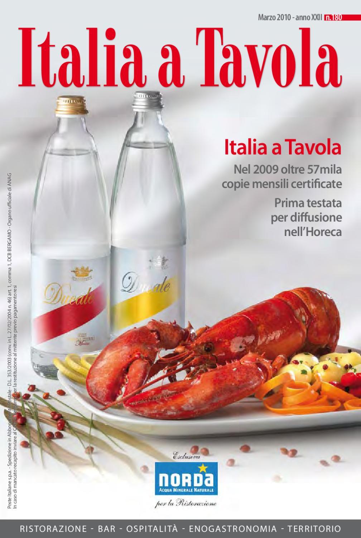 Italia a Tavola 180 Marzo 2010 by Italia a Tavola - issuu 7f6c9da0f5b