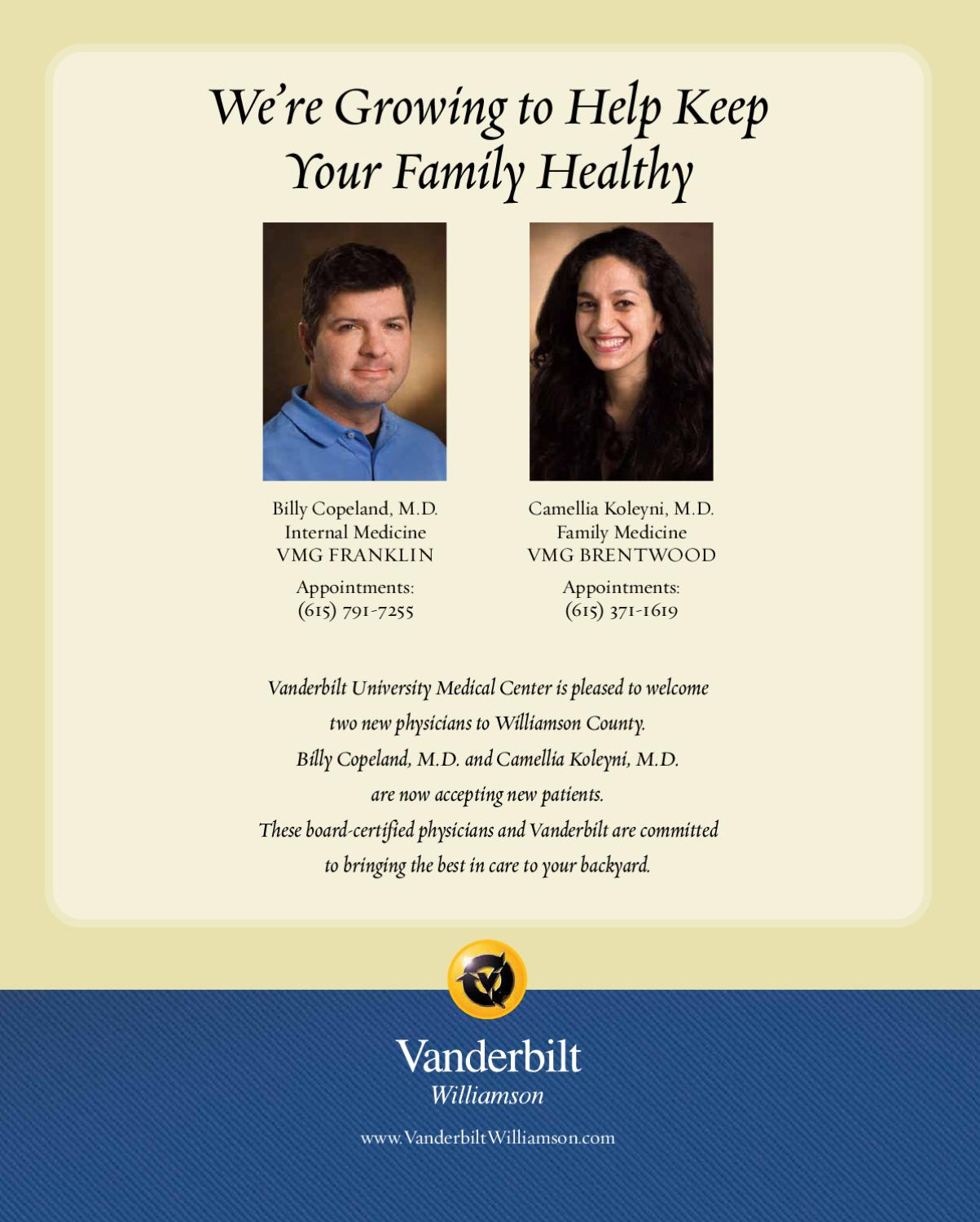 Vanderbilt University Medical Center Physicians