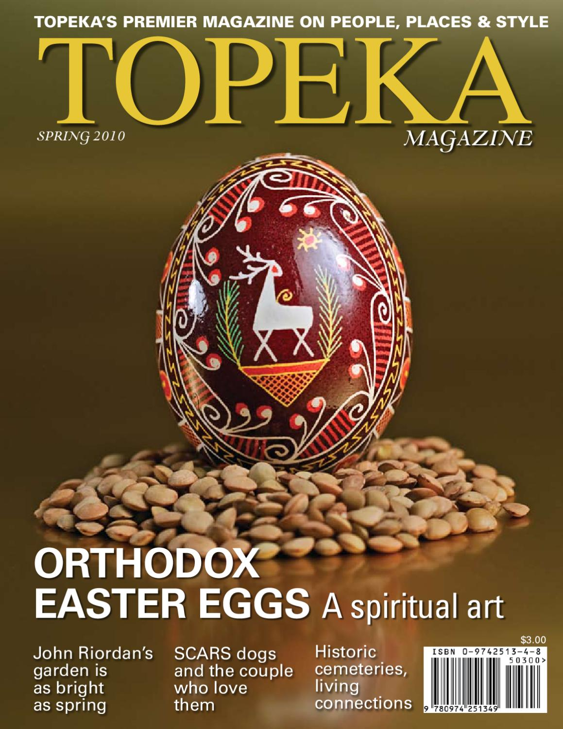 Topeka Magazine Spring 2010 by Sunflower Publishing - issuu