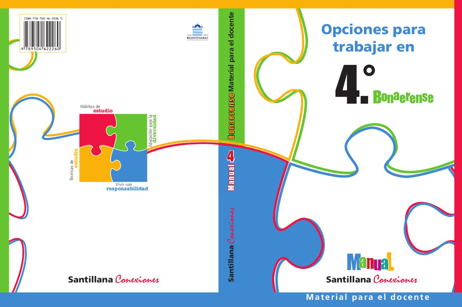 Manual Santillana Conexiones 4 Bonaerense by Marcela Lalia - issuu 6a07e499afe0