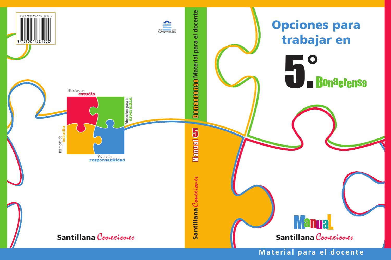 Manual Santillana Conexiones 5 bonaerense by Marcela Lalia - issuu