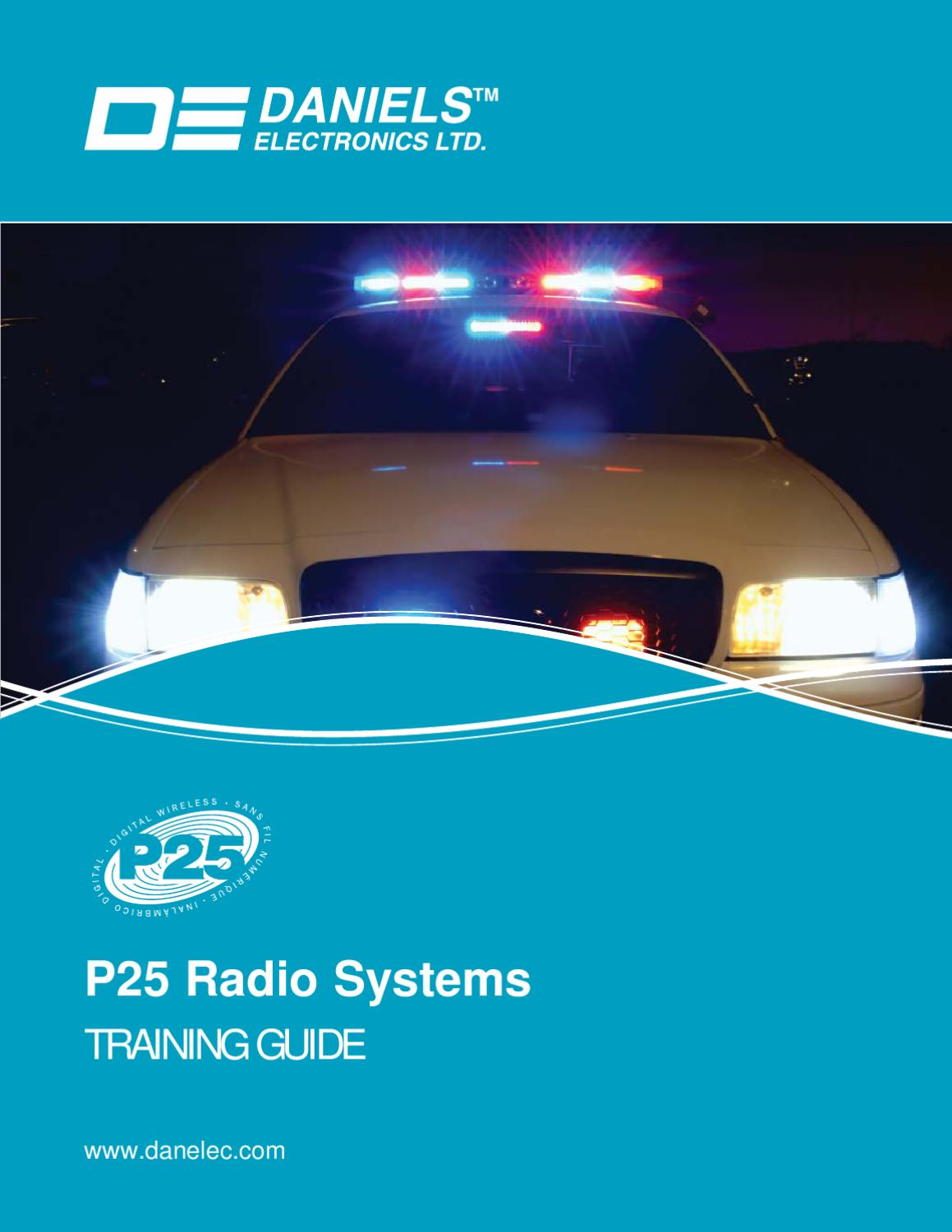 P25 Radio Systems Training Guide By Web Admin Issuu Wiring Diagram