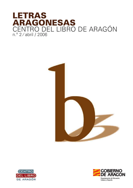 Letras Aragonesas B By Rafael Artal Issuu