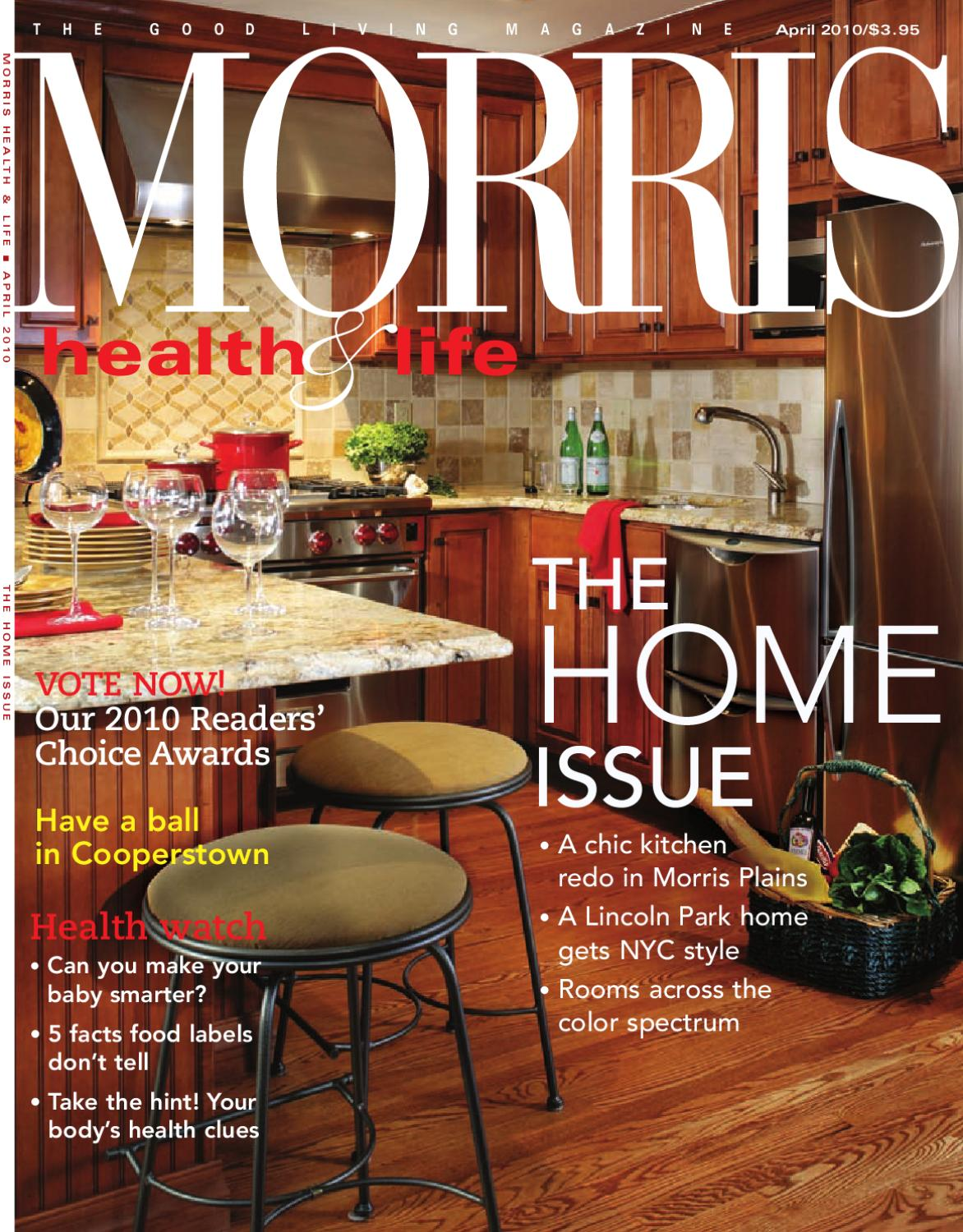 Morris Health & Life\'s April 2010 issue by Wainscot Media - issuu