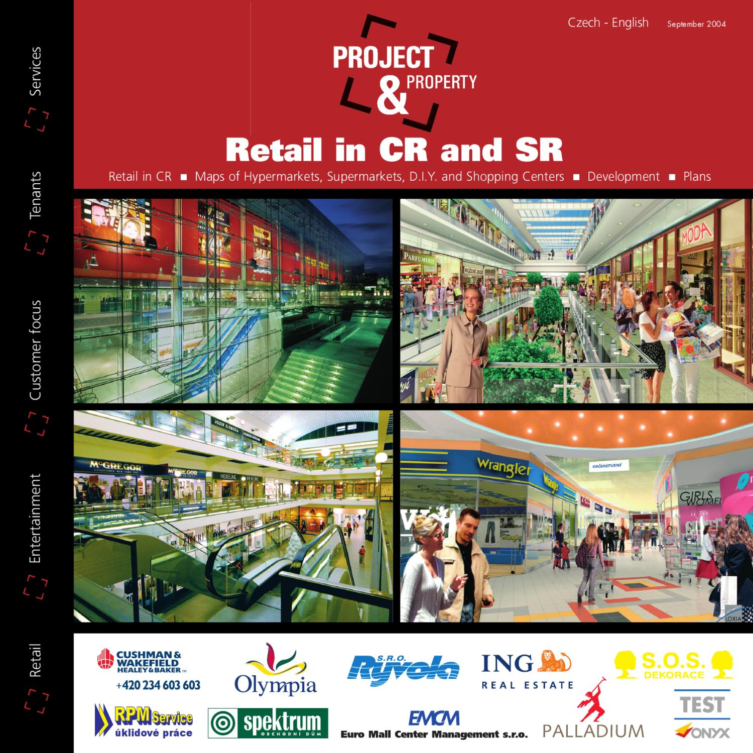 cab31ffe734 RETAIL in ČR and SR by C enters Publishing s.r.o. - issuu