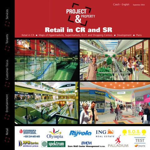 RETAIL in ČR and SR by C enters Publishing s.r.o. - issuu 8e5f56088c