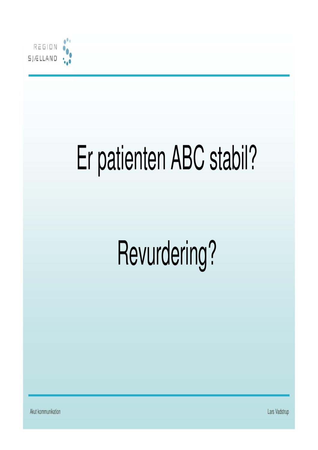 abcde princippet