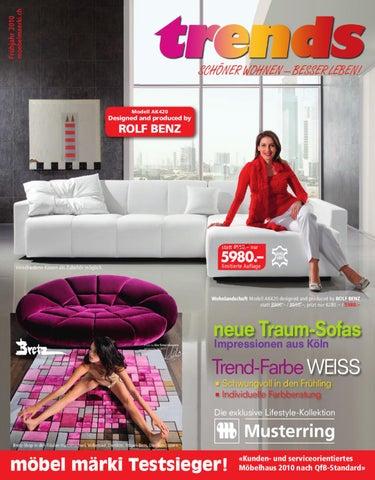 Maerki Frey 2010 By Issuu Markus Katalog Moebel Fruehling 1JcTKl3F