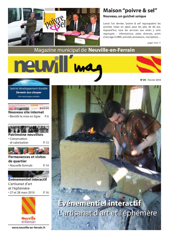 neuvill 39 mag 29 by mairie de neuville en ferrain issuu. Black Bedroom Furniture Sets. Home Design Ideas