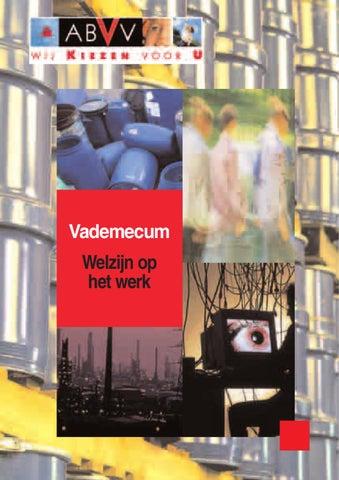 vademecum ~ welzijn op het werk by abvv issuuWerving En Selectie Welzijn.htm #4