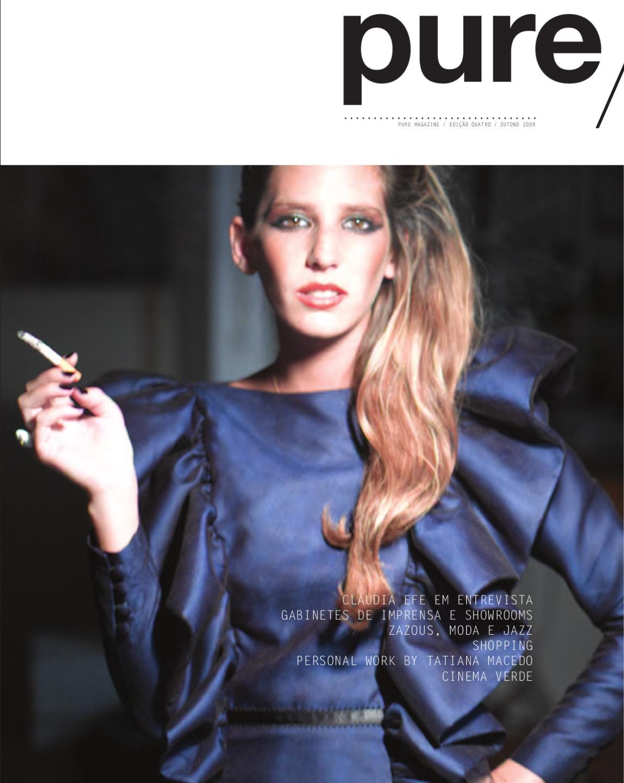 PURE MAGAZINE  4 by Helga Carvalho - issuu a40649e2c2