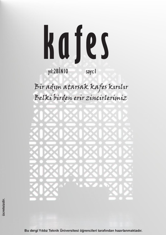 Ytu Kafes Dergisi Sayi 1 By Muhammed Oguz Gokce Issuu