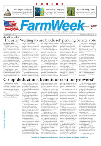 FarmWeek March 8 2010 by Illinois Farm Bureau - issuu