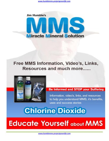 Miracle Mineral Solution by Humble MMS - issuu