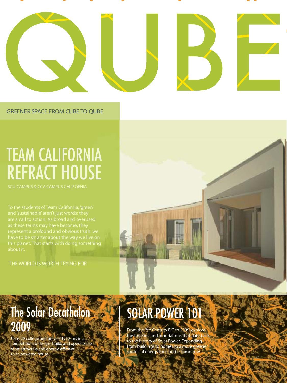 QUBE MAGAZINE by Juan Carlos Mora - issuu on