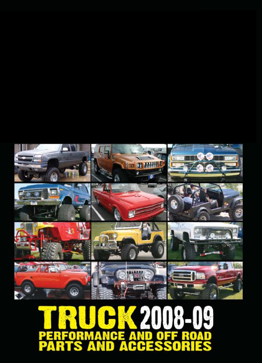2010 truck catalog by timothy meyer issuu fandeluxe Gallery