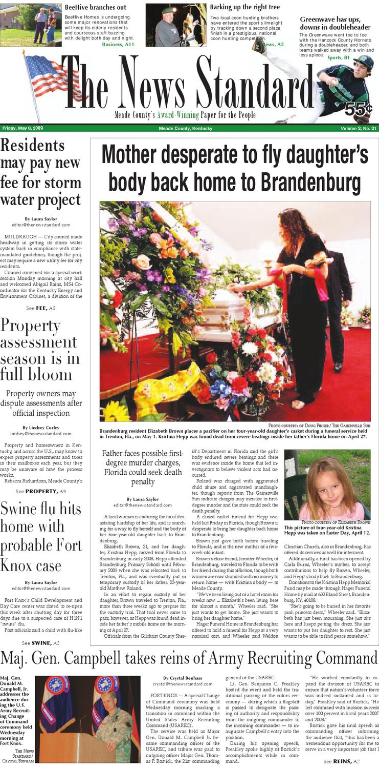 2009.05.08 The News Standard by The News Standard - issuu