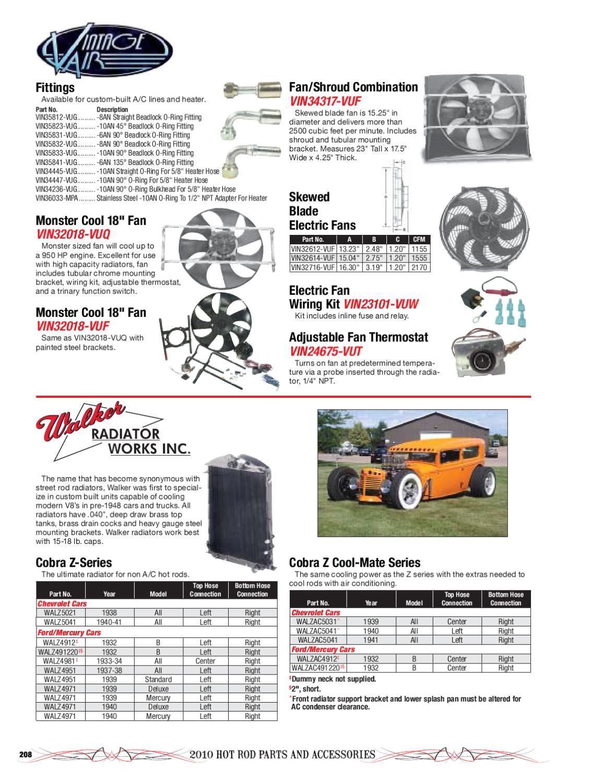 2010 Hot Rod Catalog By Timothy Meyer Issuu Wiring Kits