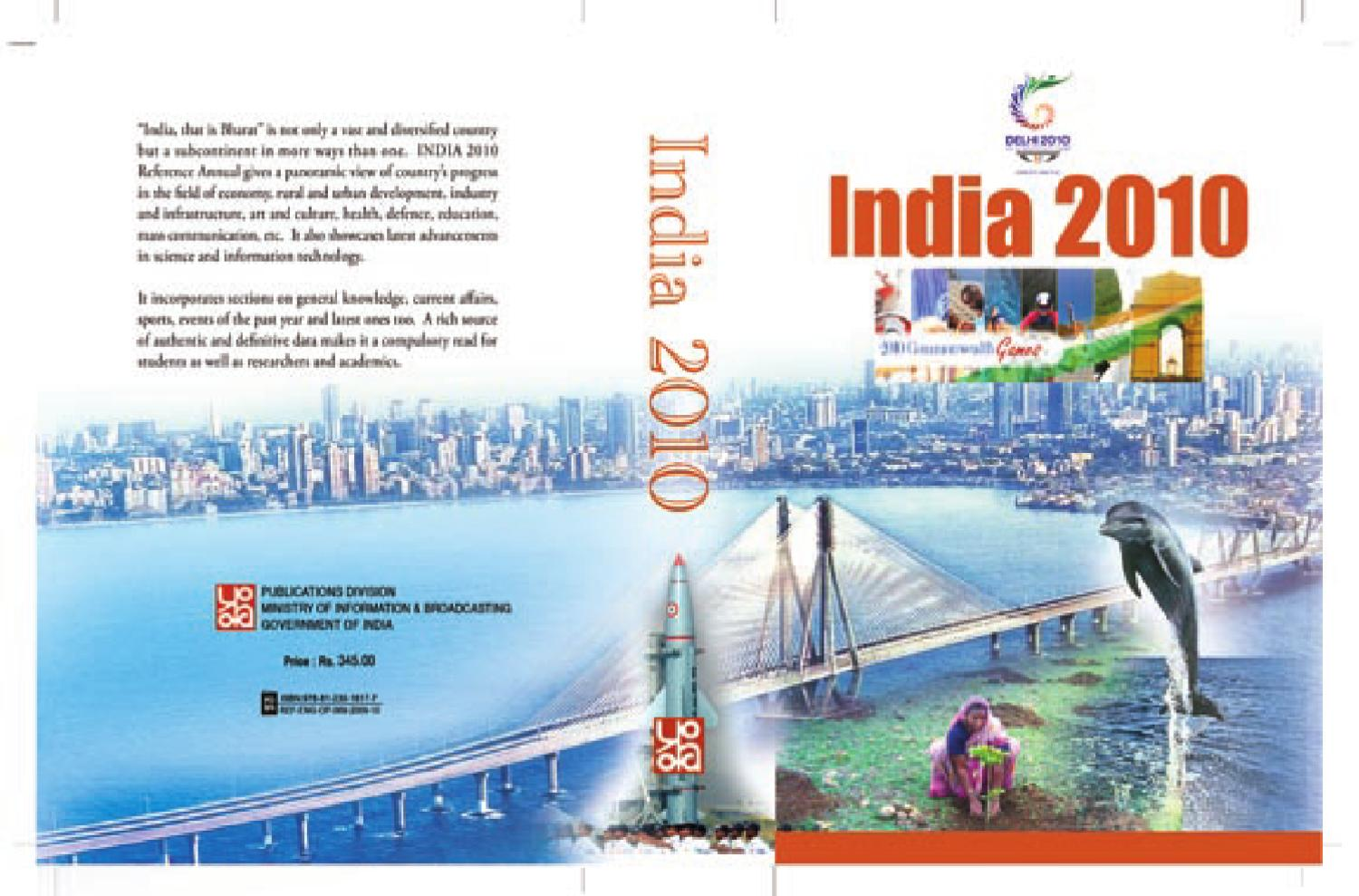 India 2010 Year Book Part 2 by Education Chitradurga - issuu
