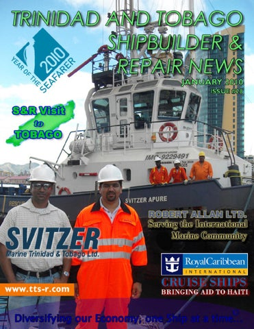 Newsletter 028 by SHIPBUILDING & REPAIR DEVELOPMENT COMPANY OF T&T