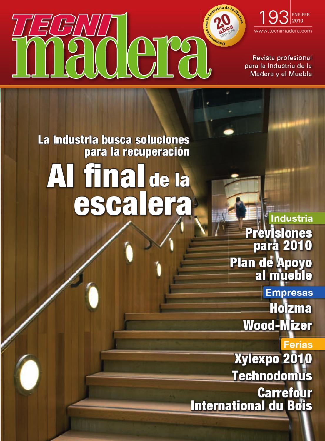 Tecnimadera-193 by Digital Newspapers S.L. - issuu