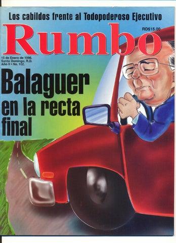 Revista Rumbo by Grupo Diario Libre 7c153bc546f