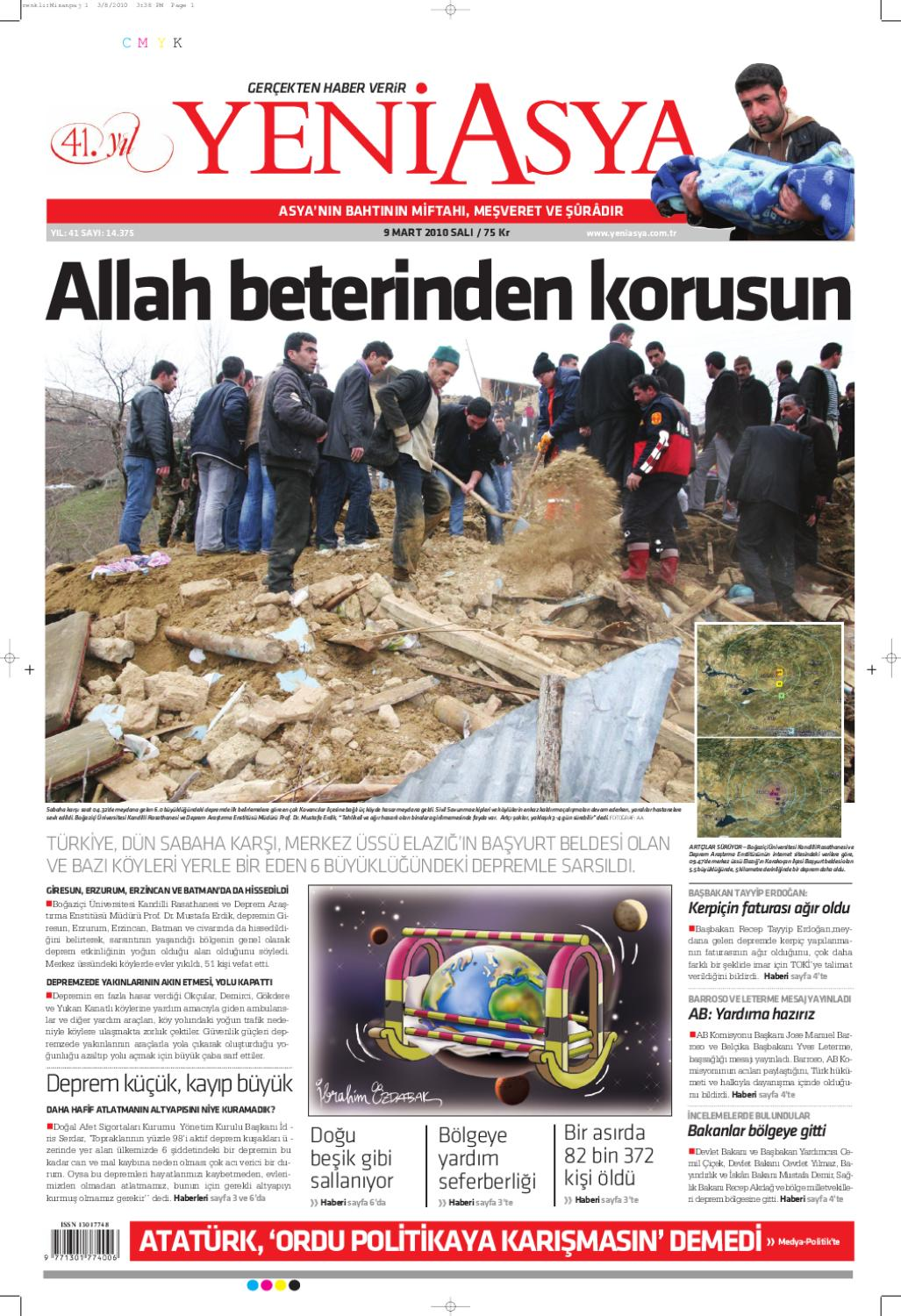 09 Mart 2010 By Euro Nur Issuu