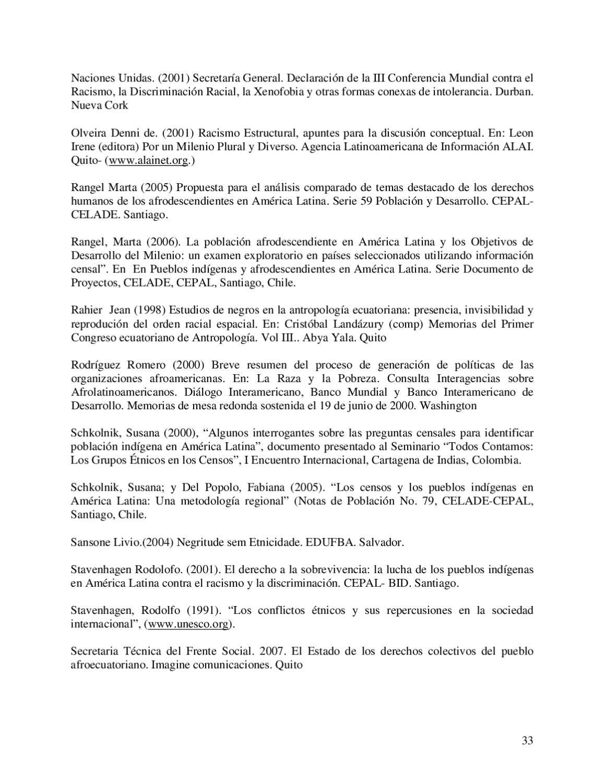 Afrodescendientes y Censos Fabiana del Popolo y John Antón by codae ...