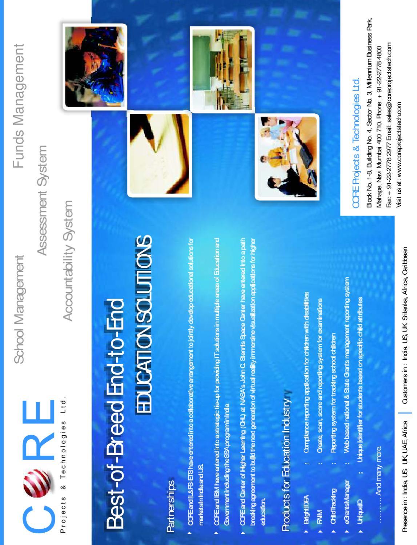 Education 2007 - The Digital Bridge : December 2007 Issue
