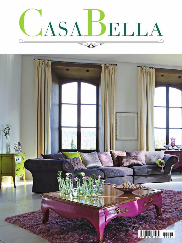 Revista decoracion casa bella by angel abad issuu - D casa decoracion ...