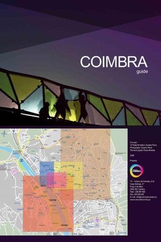c19cba709 Coimbra Guide by Turismo de Coimbra - issuu