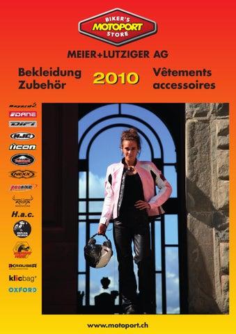 Difi CYCLONE LADY AEROTEX/® Motorradhose Damen Gr/ö/ße 52