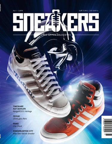 Sneakers Issue 5 by Stefan Dongus issuu