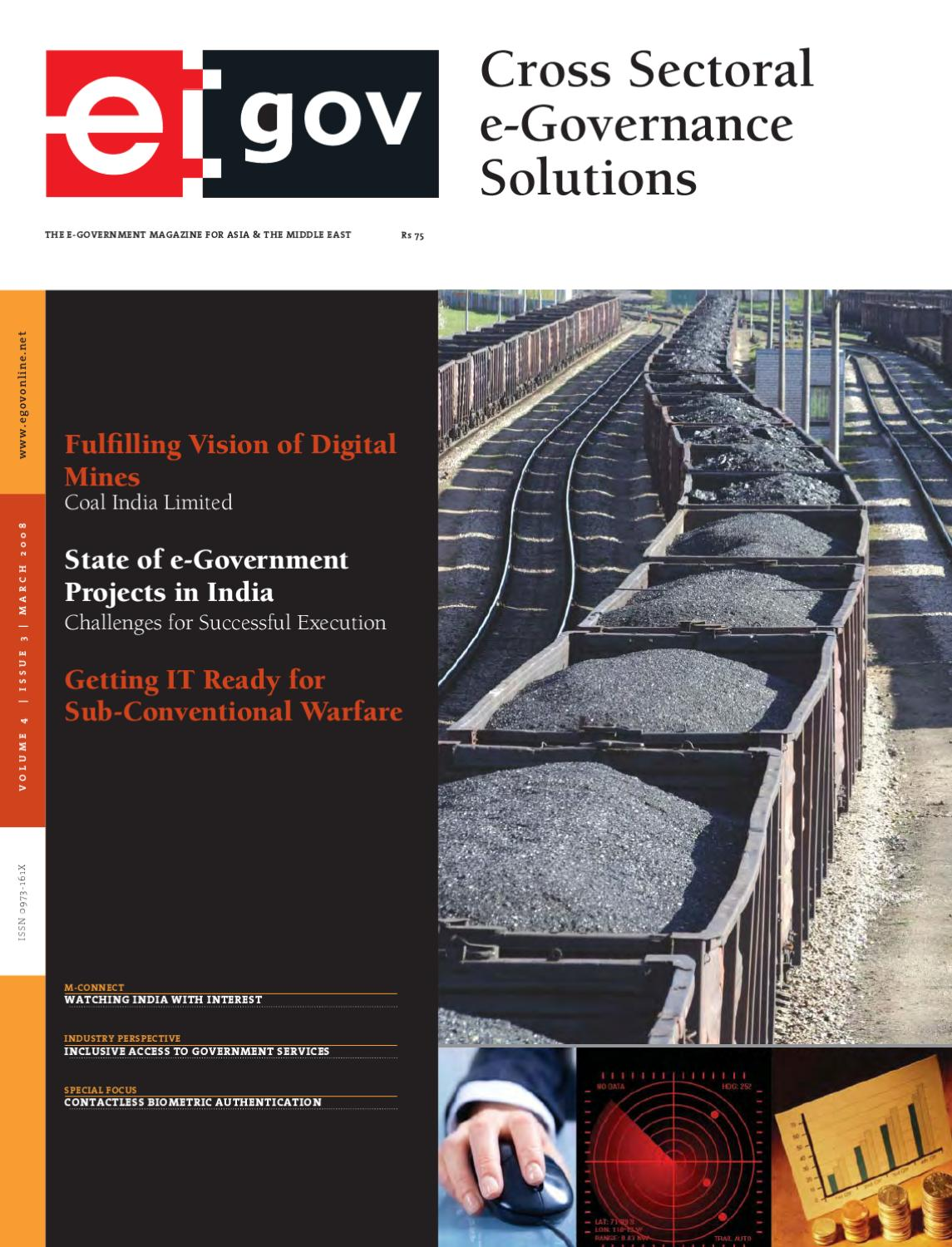 e governance in india perspectives challenges Around the world, governments and public sector organizations are facing to  reform their public administration organizations and deliver more efficient and  cost.