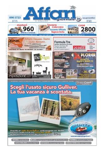 Giornale Affari 12 Marzo 2010 by Editoriale Affari Srl - issuu 564917b8632