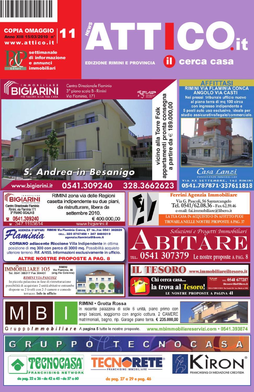 Attico rimini n 11 by b p editori issuu - Bagno 68 riccione ...