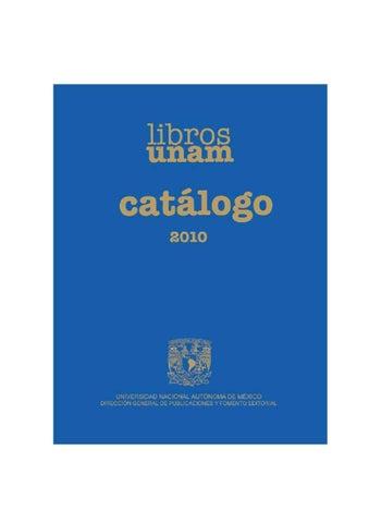 Catalogo UNAM by Armando Pacheco - issuu